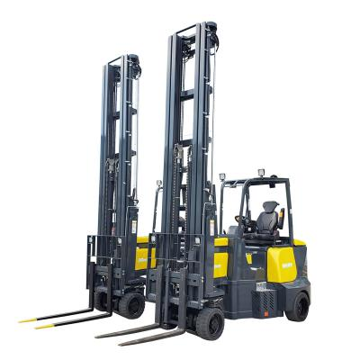 Electric very narrow aisle forklifts with CE