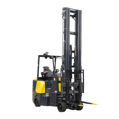 1.5t mini electric articulated forklifts
