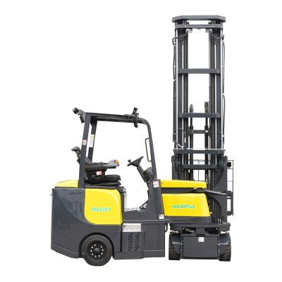 2000kg 8.45m articulated forklift trucks
