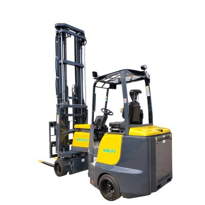 New 2.5t electric narrow aisle forklift trucks