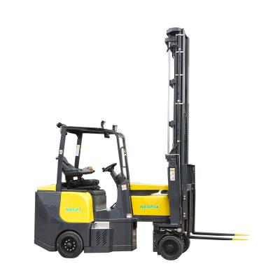 China 2t articulated narrow aisle stacker forklifts